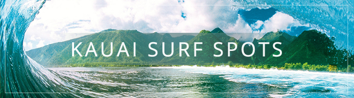 kauai surf spots map Kauai Surf Spots James Pycha kauai surf spots map