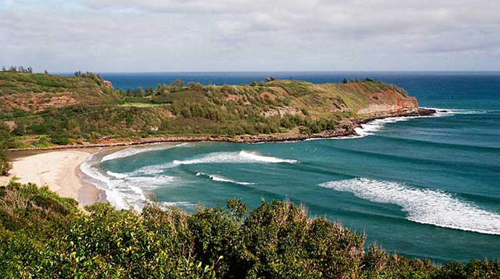 Kauai Surf Spots James Pycha